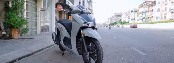 2021 honda sh 350i e1633275674847 - Đánh giá xe Honda SH350i 2021 nhập nguyên chiếc từ Ý